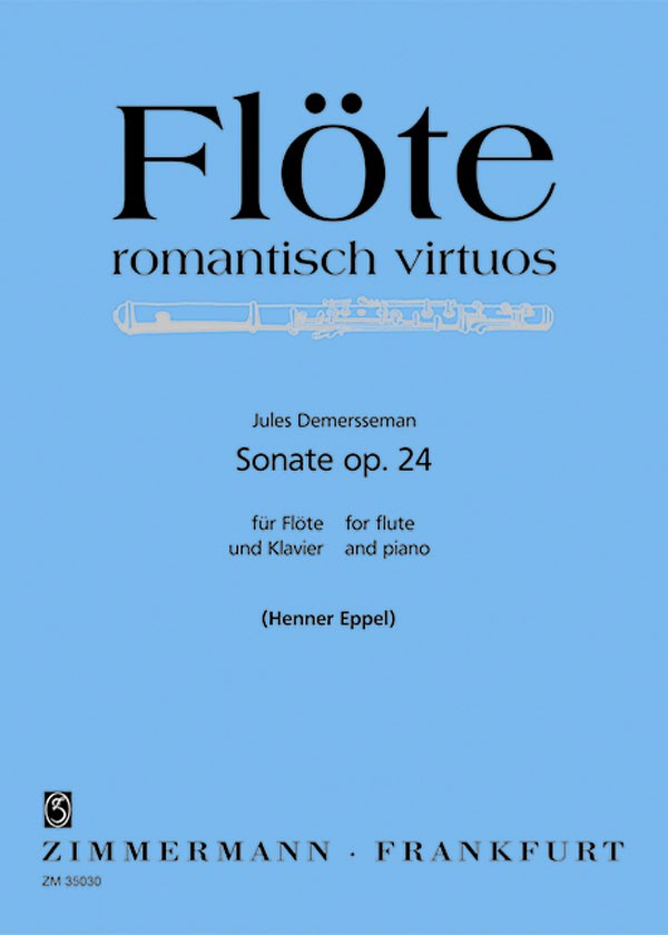 Sonata, Op. 24 (Flute and Piano)