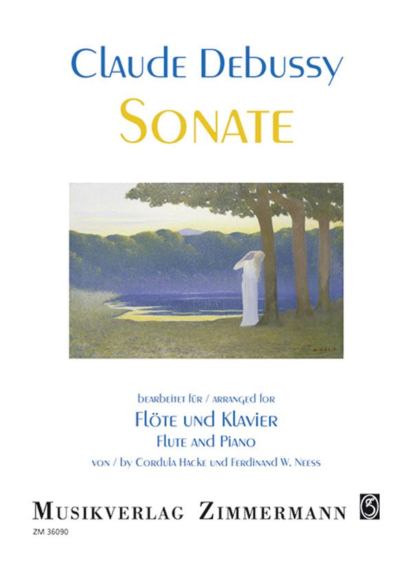 Sonate in G minor (Flute and Piano)