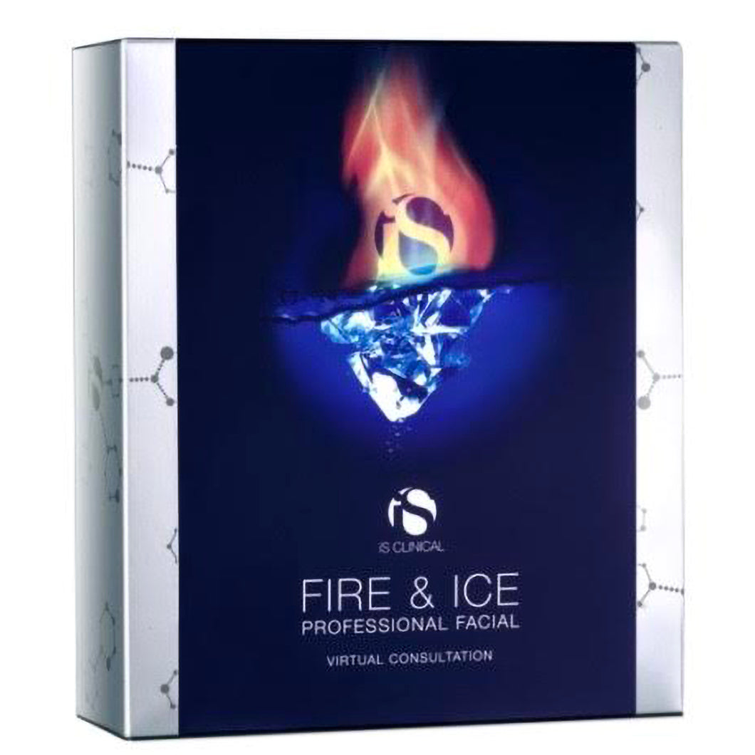 FIRE & ICE FACIAL Virtual Consultation