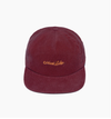 TCSS INSTITUTE CAP RED MAHOGANY