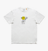 TCSS MASS HYSTERIA TEE OFF WHITE
