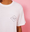 TCSS VOCAL IV TEE WHITE