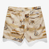 BANKS LATITUDE BOARDSHORTS BONE