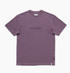 TCSS INSTITUTE TEE BLACK PLUM