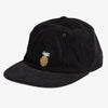 BANKS HAT SUNSETS DIRTY BLACK OS