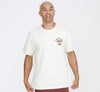 TCSS MALIBOOZE TEE DIRTY WHITE