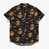 SEASIDE SS WOVEN SHIRTS DIRTY BLACK