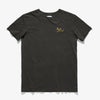 BANKS CLIMATE BREEZE TEES DIRTY BLACK