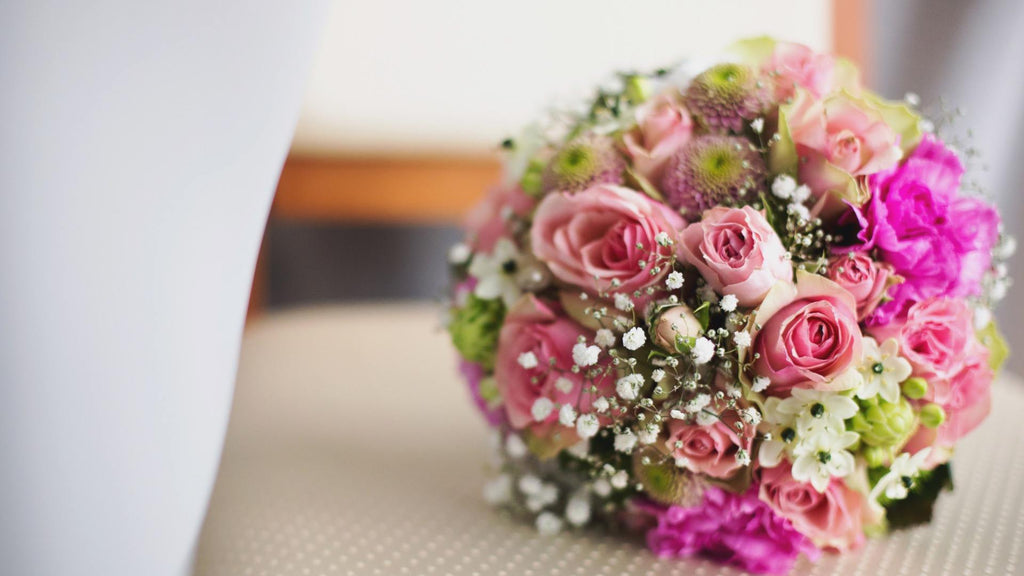 artificial flowers for wedding decoration