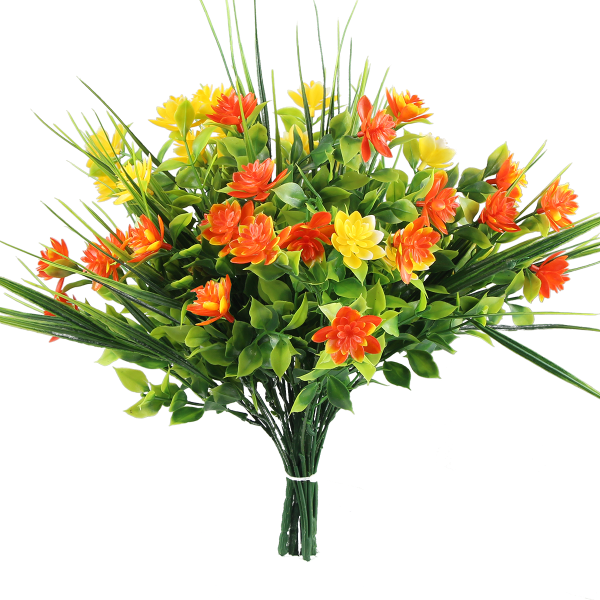 Flowers Combo Orange & Yellow