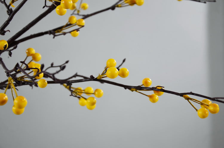 Yellow Berry Branch - 43""