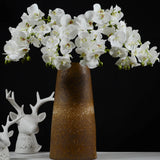 "Orchid - 35"" - White"