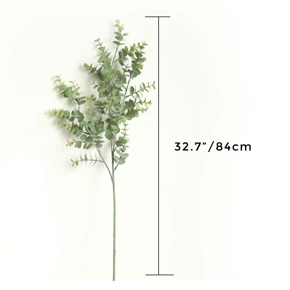 Eucalyptus Stem Fall Green - 32.7""