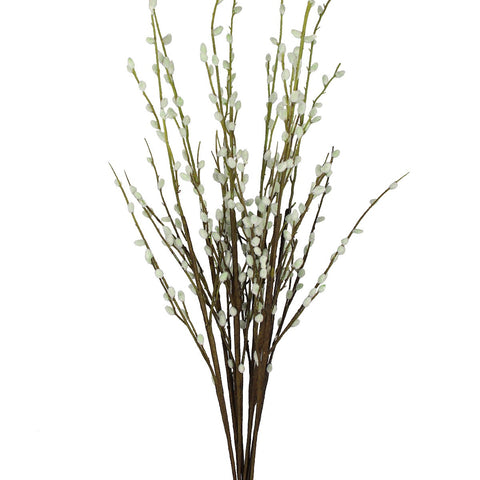 Pussy Willow Branches - 37""