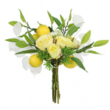 Lemon, Roses & Annual Honesty