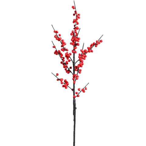 Red Holly Berry - 23""