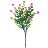 Outdoor Flowers - Pink
