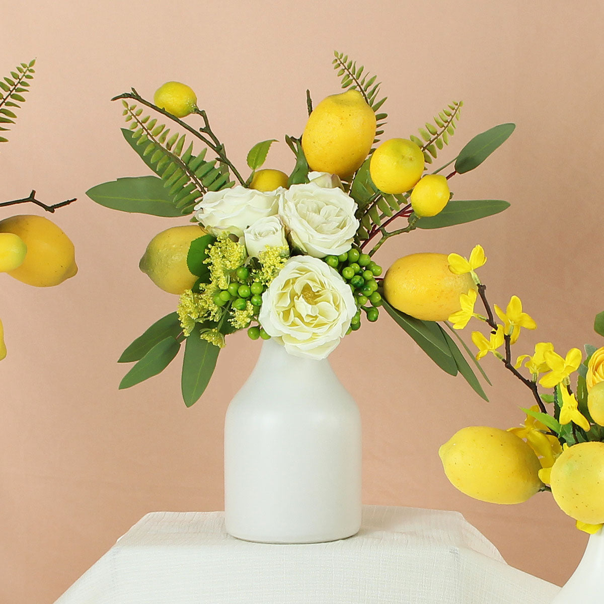 Lemon, Rose & Eucalyptus
