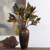 Artificial loquat fruits,American Pastoral Home Furnishing decorative flower ornaments.