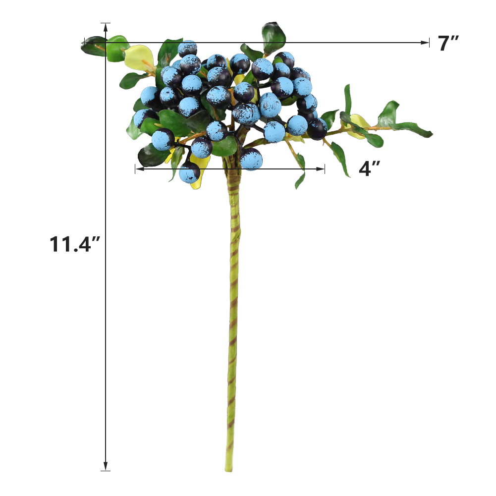 Blueberry Twig - 13""