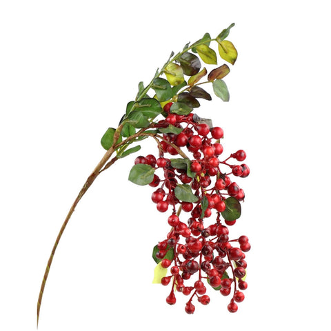 Red Hanging Berry - 22""