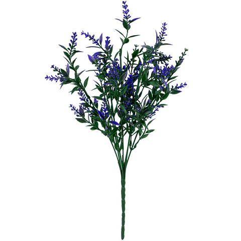 Artificial Lavender - Purple