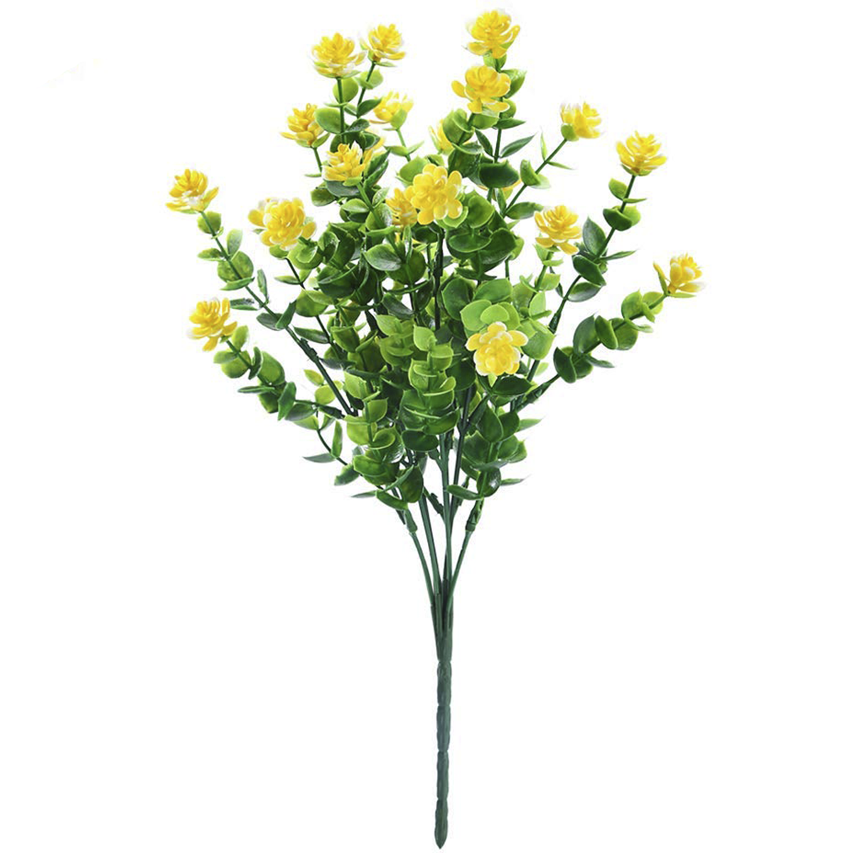 Outdoor Flowers - Yellow