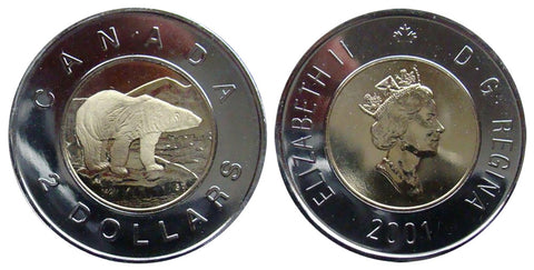 Canadian Two Dollar