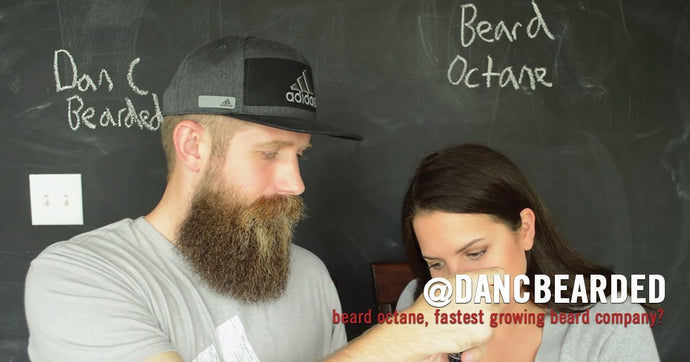 Beard Octane, fastest rising beard company? You will not want to miss this review!!