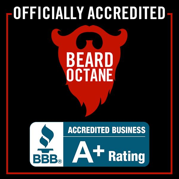 Beard Octane Gets Accredited!