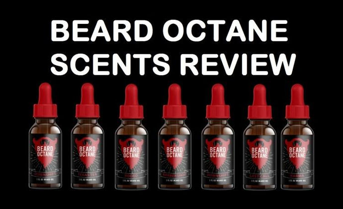 Beard Octane Scents Review by Simple Man
