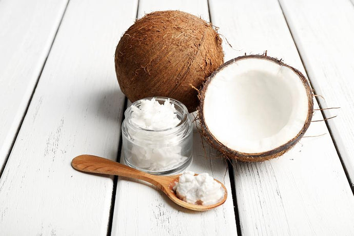Fractionated Coconut Oil Beard Benefits