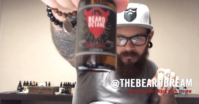 New Scents From Beard Octane (AMAZING)