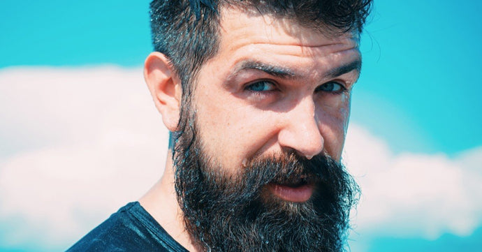 Three Commonly Asked Beard Questions