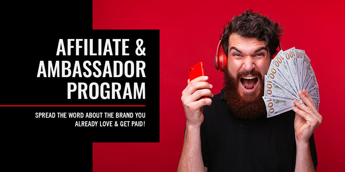 Beard Octane Affiliate Program