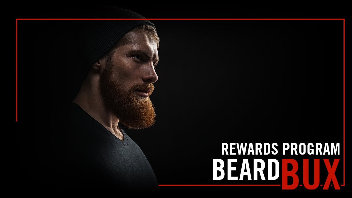 Beard Octane BeardBux Rewards Program