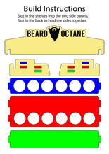 BEARD OCTANE BEARD OIL CADDY MINI - Beard Octane