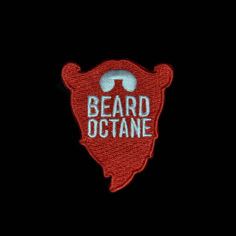 BEARD OCTANE BEARD PATCH - Beard Octane