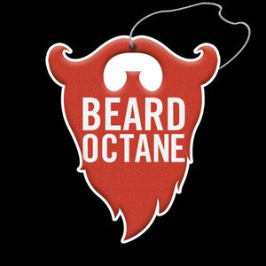 Beard Octane Car Air Freshener - Black Freeze - Beard Octane