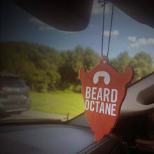 Beard Octane Car Air Freshener - Clean Laundry - Beard Octane