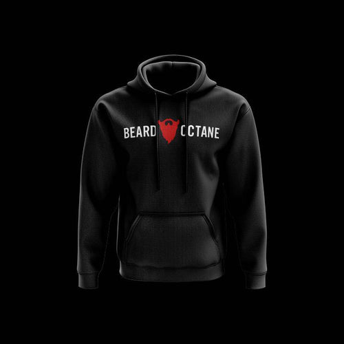 BEARD OCTANE HOODED SWEATSHIRT - Beard Octane