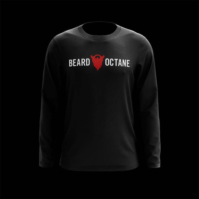 BEARD OCTANE LONG SLEEVE SHIRT - Beard Octane
