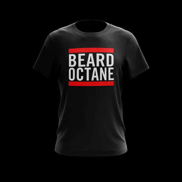 BEARD OCTANE RUN T-SHIRT - Beard Octane