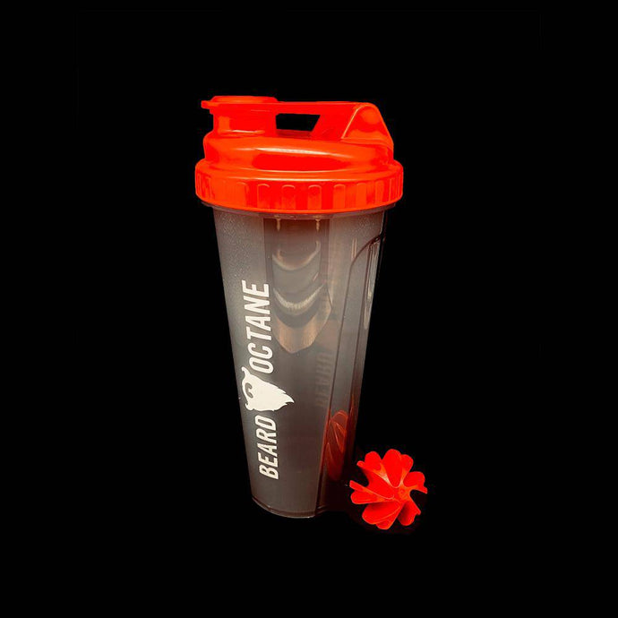 BEARD OCTANE SHAKER BOTTLE - Beard Octane