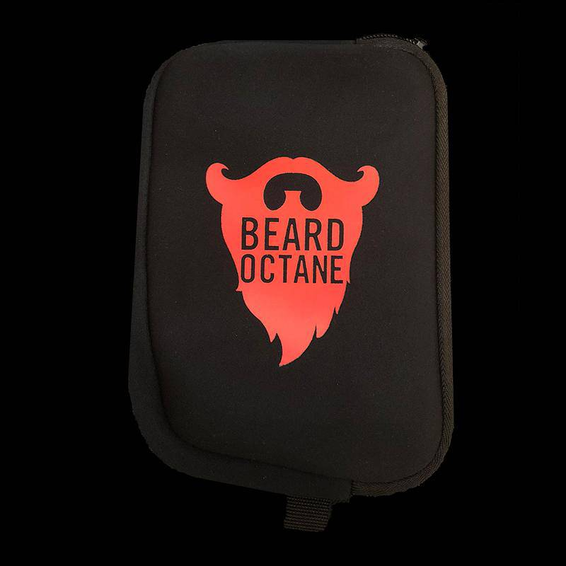 BEARD OCTANE TRAVEL POUCH - Beard Octane