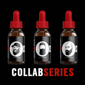 COLLAB SERIES 3 PACK - Beard Octane