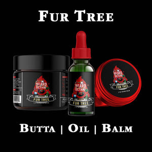 FUR TREE BUNDLE - Beard Octane