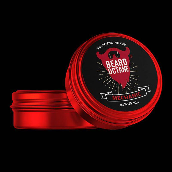 MECHANIC BEARD BALM - Beard Octane