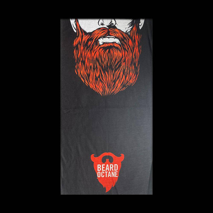 BEARD OCTANE BEARDED FACE BANDANA - Beard Octane