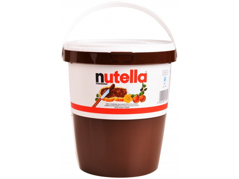 3kg tub of Nutella
